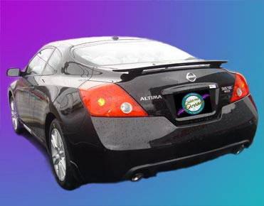 California Dream - Nissan Altima California Dream Custom Style Spoiler - Unpainted - 508N