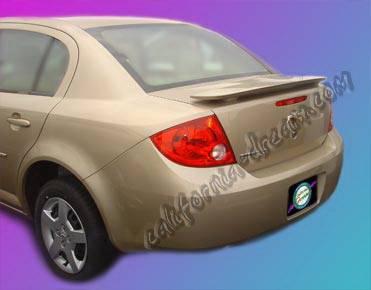 California Dream - Chevrolet Aveo California Dream Custom Style Spoiler - Unpainted - 508N