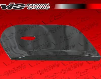 VIS Racing - Honda S2000 VIS Racing Racing Series Carbon Door Panel - 00HDS2K2DRS-074C