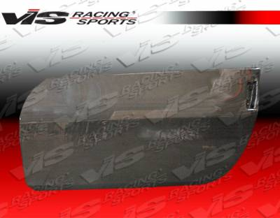 VIS Racing - Nissan 350Z VIS Racing OEM Style Carbon Fiber Doors - Pair - 03NS3502DOE-025C