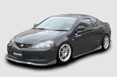 Chargespeed - Acura RSX Chargespeed Kouki Bottom Line Full Lip Kit - 5PC