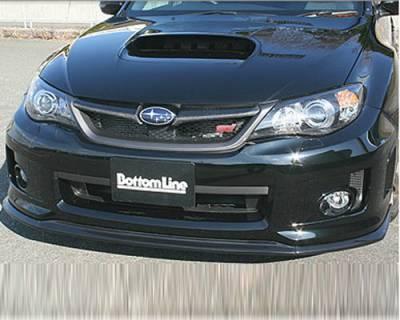 Chargespeed - Subaru WRX Chargespeed Bottom Line Type-1 Full Lip Kit - 5PC