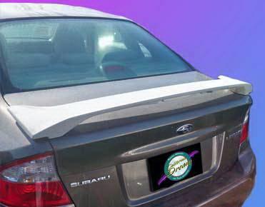 California Dream - Subaru Legacy California Dream Custom Style Spoiler with Light - Unpainted - 627L