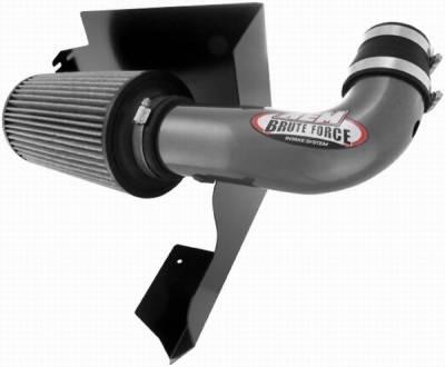 AEM - Dodge Nitro AEM Brute Force Intake System - 21-8220