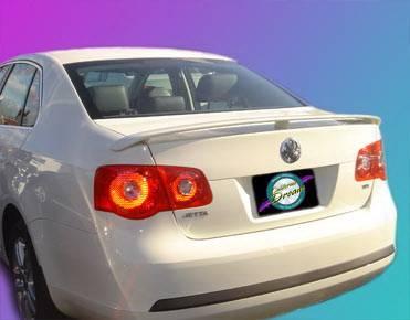 California Dream - Volkswagen Jetta California Dream OE Style Spoiler - Unpainted - 732N