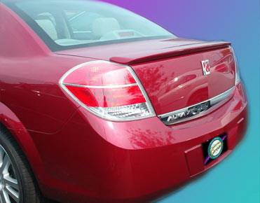 California Dream - Saturn Aura California Dream Custom Style Spoiler - Unpainted - 760N