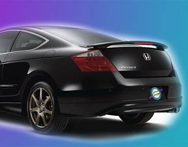 California Dream - Honda Accord 2DR California Dream OE Style Spoiler with Light - Unpainted - 802L