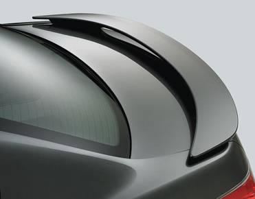 California Dream - Honda Accord California Dream Spoiler with Light - Unpainted - 804L