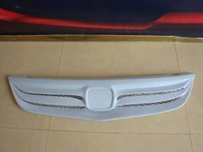 Bayspeed. - Honda Civic 4DR Bay Speed BSD Grille - 8224BSD-G