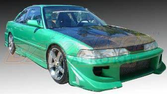 Bayspeed. - Acura Integra Bay Speed Blitz Style Front Bumper - 8303B