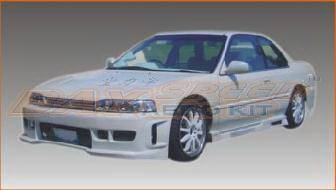 Bayspeed. - Honda Accord Bay Speed BW Front Bumper - 8309BW