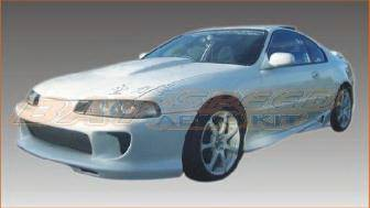 Bayspeed. - Honda Prelude Bay Speed Combat Front Bumper - 8312C