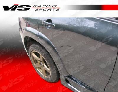 VIS Racing. - Toyota Rav 4 VIS Racing CT Cruiser Rear Fender Flares - 06TYRAV4DCTC-006