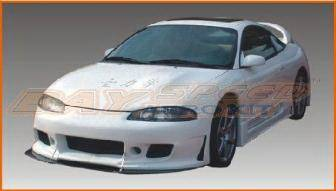 Bayspeed. - Mitsubishi Eclipse Bay Speed BD2 Style Front Bumper - 8435BD2