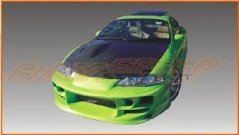 Bayspeed. - Mitsubishi Eclipse Bay Speed BMX Front Bumper - 8435BX