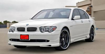 Bayspeed. - BMW 7 Series Bay Speed HM Style Front Lip - 8454HM-L