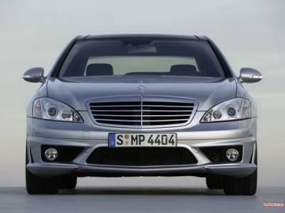 Bayspeed. - Mercedes-Benz SL Bay Speed AMG63 Style Front Bumper - 8488AMG