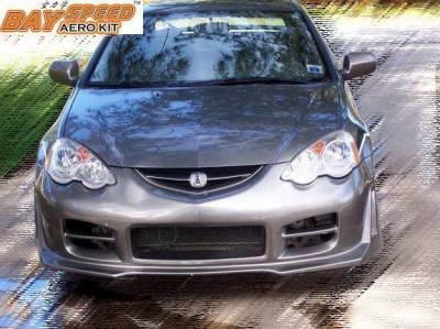 Bayspeed. - Acura RSX Bayspeed Octane R34 Style Front Bumper - 8907SR
