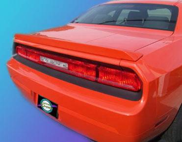 California Dream - Dodge Challenger California Dream OE Style Spoiler - Unpainted - 903N