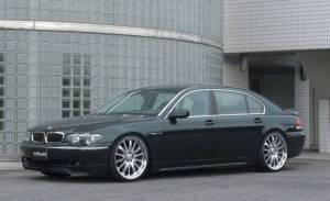 Wald - BMW 7-Series Aero Kit