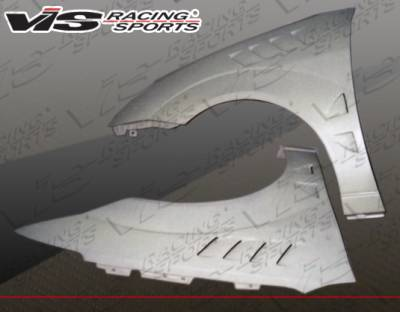 VIS Racing - Ford Focus VIS Racing Z3 Fenders - 00FDFOC2DZ3-007