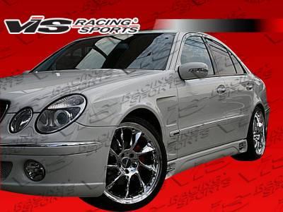 VIS Racing - Mercedes-Benz E Class VIS Racing Laser F1 Front Fenders - 03MEW2114DLF1-007