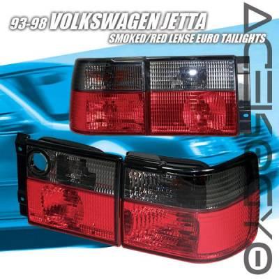 Custom - Jetta 96-98