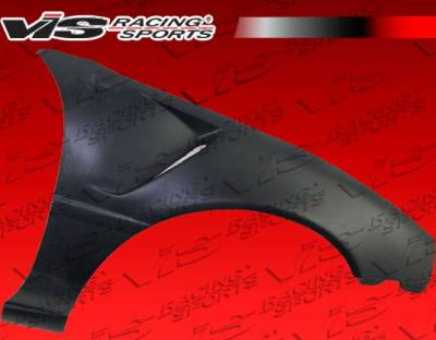 VIS Racing. - Toyota MR2 VIS Racing Z Speed Front Fenders - 90TYMR22DZSP-007