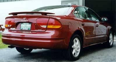 California Dream - Oldsmobile Alero California Dream OE Style Spoiler - Unpainted - 98N