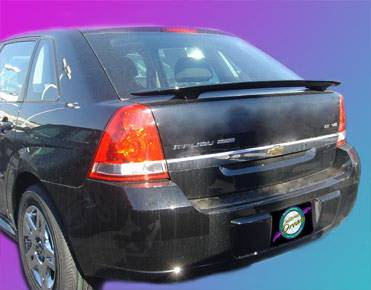 California Dream - Chevrolet Aveo California Dream Custom Style Spoiler - Unpainted - 98N