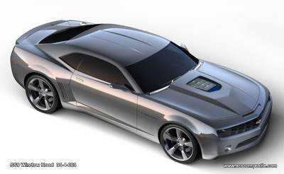 ACS - Chevrolet Camaro ACS SS9 Hood - 33-4-SS9