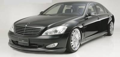 Wald - Mercedes S-Class Sports Fender Set