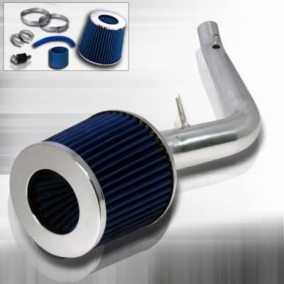 Custom Disco - Honda Civic Custom Disco Cold Air Intake with Filter - AF-CCV96EX