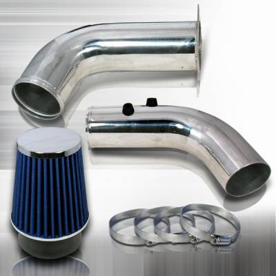 Custom Disco - Ford Mustang Custom Disco Cold Air Intake with Filter - AFC-MST99V6