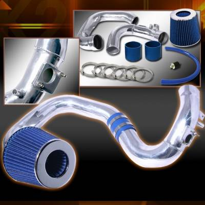 Custom Disco - Mazda 3 Custom Disco Cold Air Intake with Filter - AFC-MZ304
