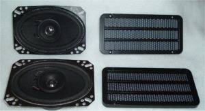 CPC - Ford Mustang CPC Speaker & Grille Kit - AUD-066-007