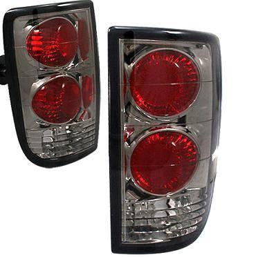 APC - APC Taillights with Smoke Housing - 404115TLS