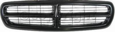 Custom - DAKOTA OEM GRILLE BLACK
