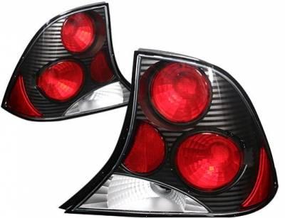 APC - APC Black Taillights - 404139TLB