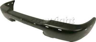 Custom - FRONT BUMPER BLACK