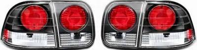 APC - APC Black Taillights - 404154TLB