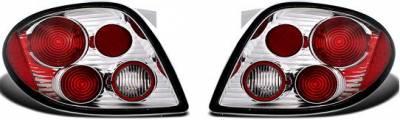 APC - APC Chrome Taillights - 404192TLR