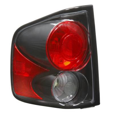 APC - GMC S15 APC Euro Taillights with Black Housing - Next Generation - 404512TLB