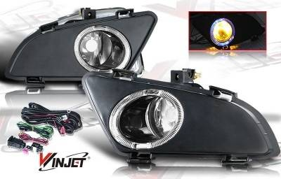 WinJet - Mazda 6 WinJet OEM Fog Light - Smoke - Wiring Kit Included - WJ30-0093-11