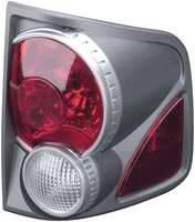 APC - APC Retro Titanium Taillights - 404712TLT