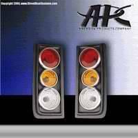 APC - APC 3D Retro Taillights with Carbon Fiber Housing - 404823TLCF