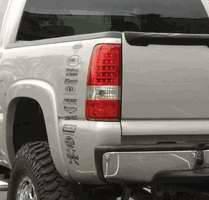 APC - APC LED Taillights - 404919TLR