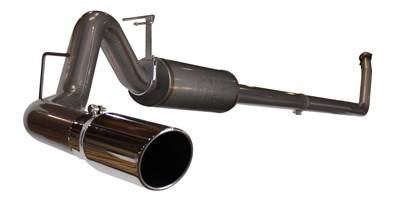 aFe - Dodge Ram aFe MachForce XP Turbo-Back Exhaust System 409 SS - 49-42001