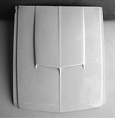 CPC - Ford Mustang CPC Hood - BOD-067-604