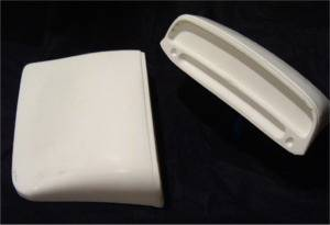 CPC - Ford Mustang CPC Lower Side Scoop - BOD-068-038